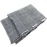 Стильний теплий шарф накидка палантин платок, фото 3