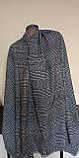 Стильний теплий шарф накидка палантин платок, фото 6