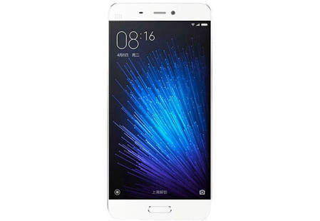 Смартфон Xiaomi Mi5 32 Gb White Stock A-, фото 2