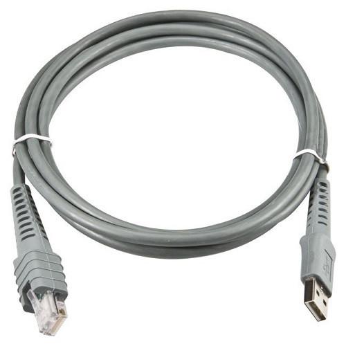 USB кабель для сканеров штрих кодов Intermec (236-164-002)