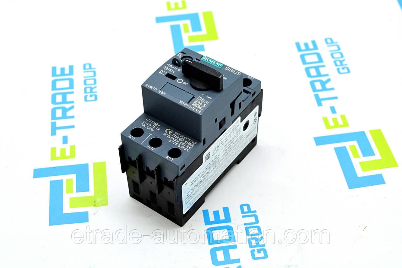 Выключатель Siemens 3RV2011-1EA10
