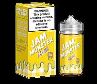 Премиум жидкость Jam Monster - Banana 100ml [3mg] (Original)