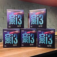 Процессор Intel Core i3 9100F 3.6GHz (6MB, Coffee Lake, 65W, S1151) Box (BX80684I39100F)