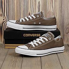 Кеды Converse All Star (Серые низкие)