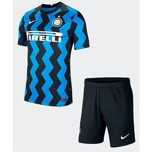 Футбольна форма Інтер (Inter), домашня сезон 20/21
