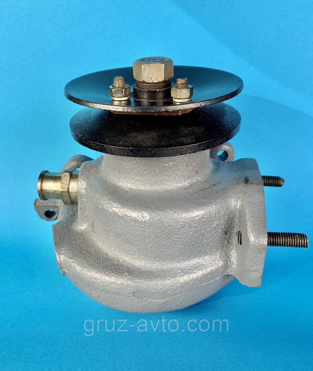 Насос водяной ЯМЗ-236 ЯМЗ-238 или помпа КрАЗ МАЗ / 236-1307010