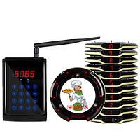 Система електронної черги Coaster Pager RECS R-90 USA