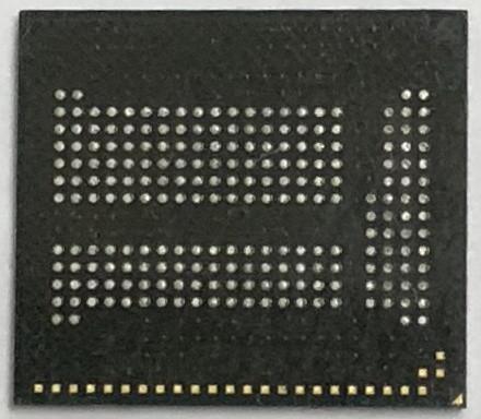 EMMC kmfn10012m-b214 FE12MB    Б/У