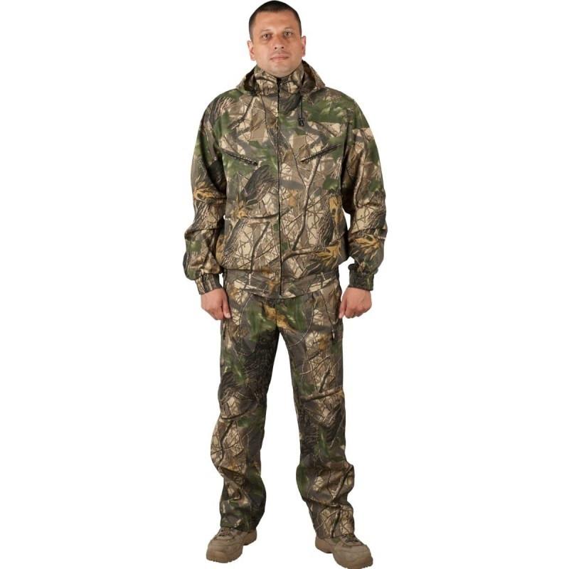 Камуфляжный костюм летний КМ-3 Светлый клен