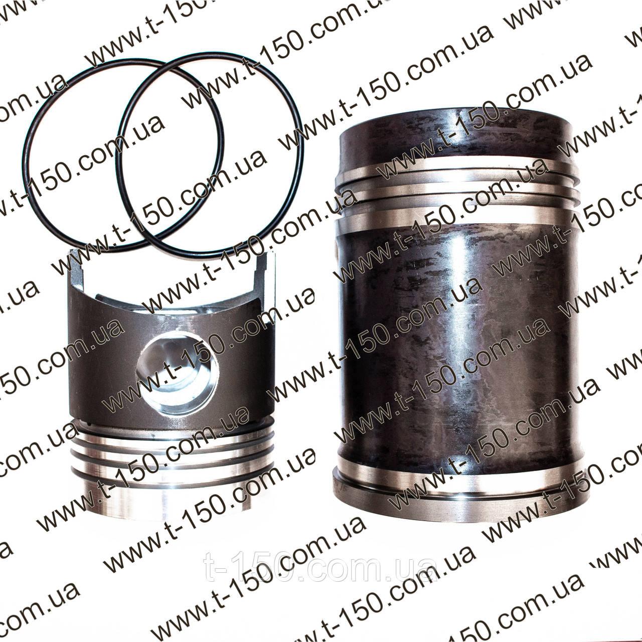 Гильзо-комплект СМД 60 (ГП+уплотнительные кольца) п/к (производство МД Конотоп)