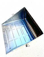 Крышка гнезда аккумуляторной батареи КамАЗ 5320 (пр-во КАМАЗ) металл на защелках/5320-3703158, фото 1