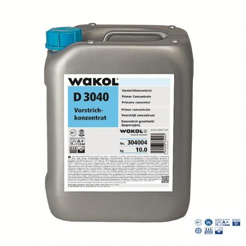 Дисперсионная концентрированная грунтовка Wakol D3040 (Германия)