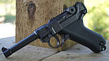 Пневматичний пістолет Umarex Legends P. 08, фото 3