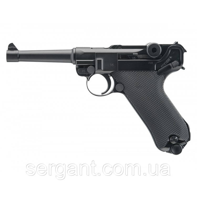 Пневматичний пістолет Umarex Legends P. 08