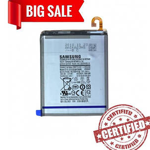 Акумулятор Original Samsung A70 (EB-BA750ABU) 4400 mAh, фото 2