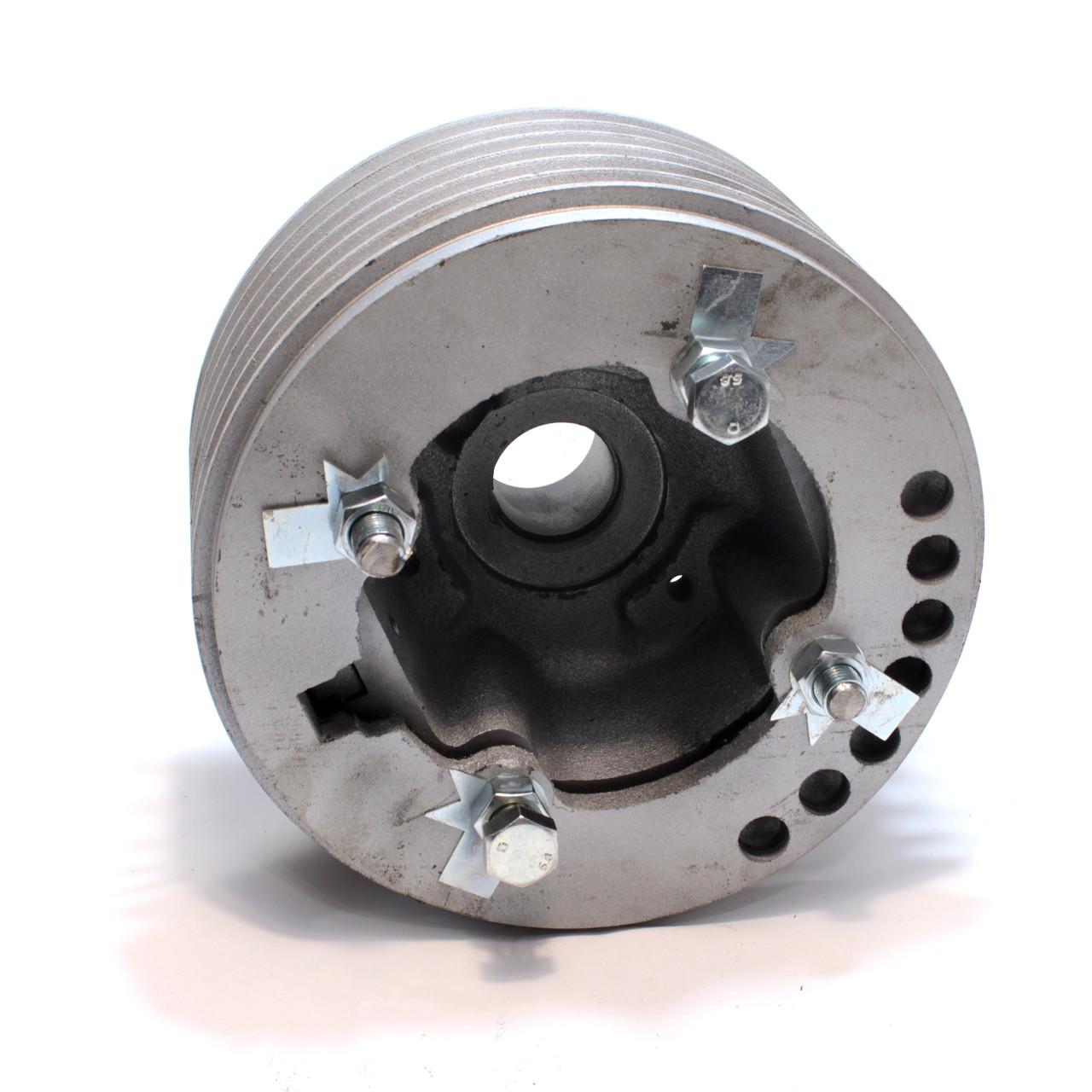 Шкив привода молотилки двигателя ЯМЗ-238АК и СМД-31 регулируемый 10.05.00.790 Дон-1500Б (увеличенный 270мм)