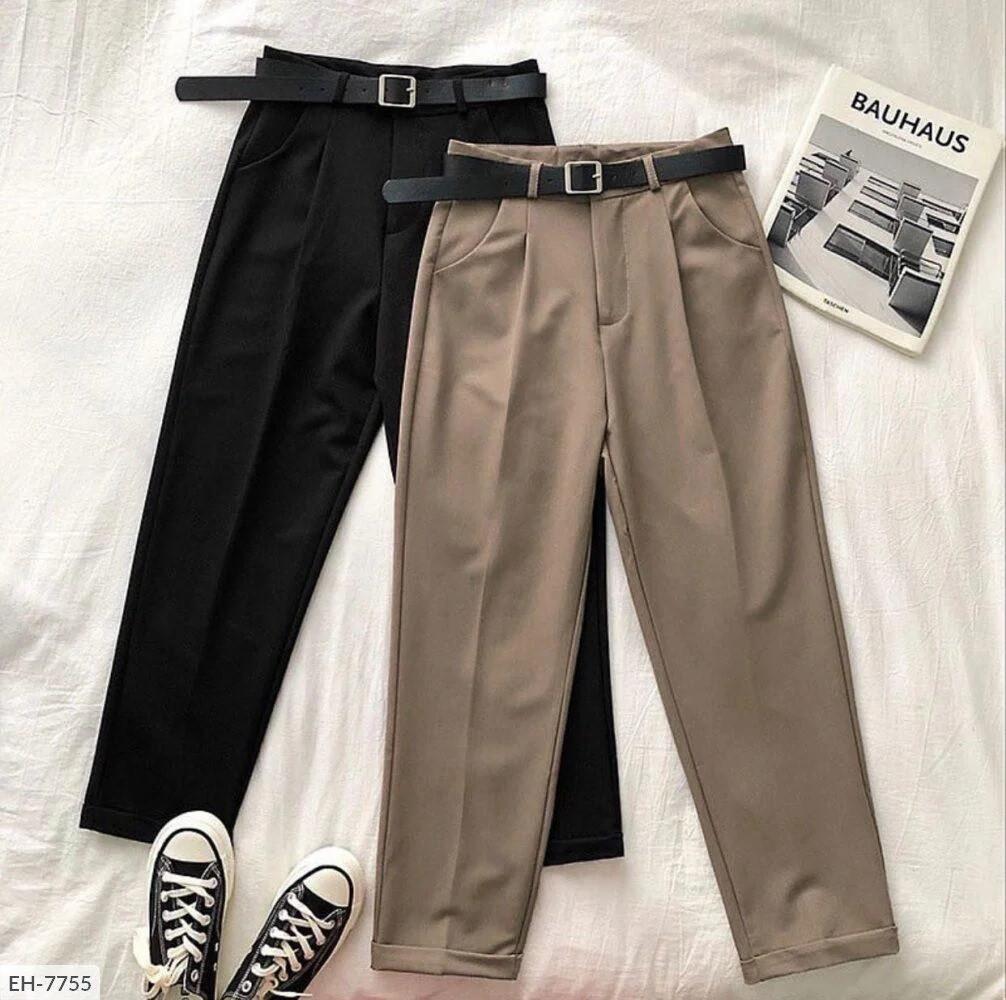 Женские брюки классические