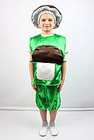 Премиум! Боровик Детский Новогодний Костюм, Комплектация 3 Элемента, Размеры 3-6 лет, Украина