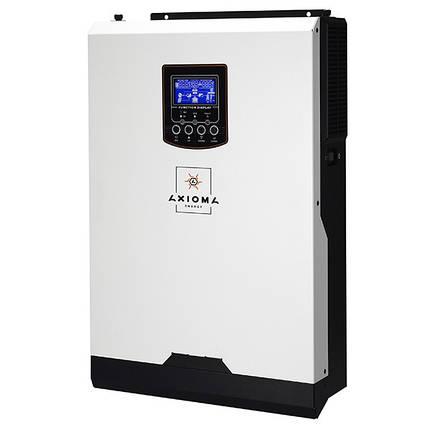 Автономный инвертор Axioma ISMPPT BF-5000 (5 кВт 48В 1 фазный  MPPT), фото 2