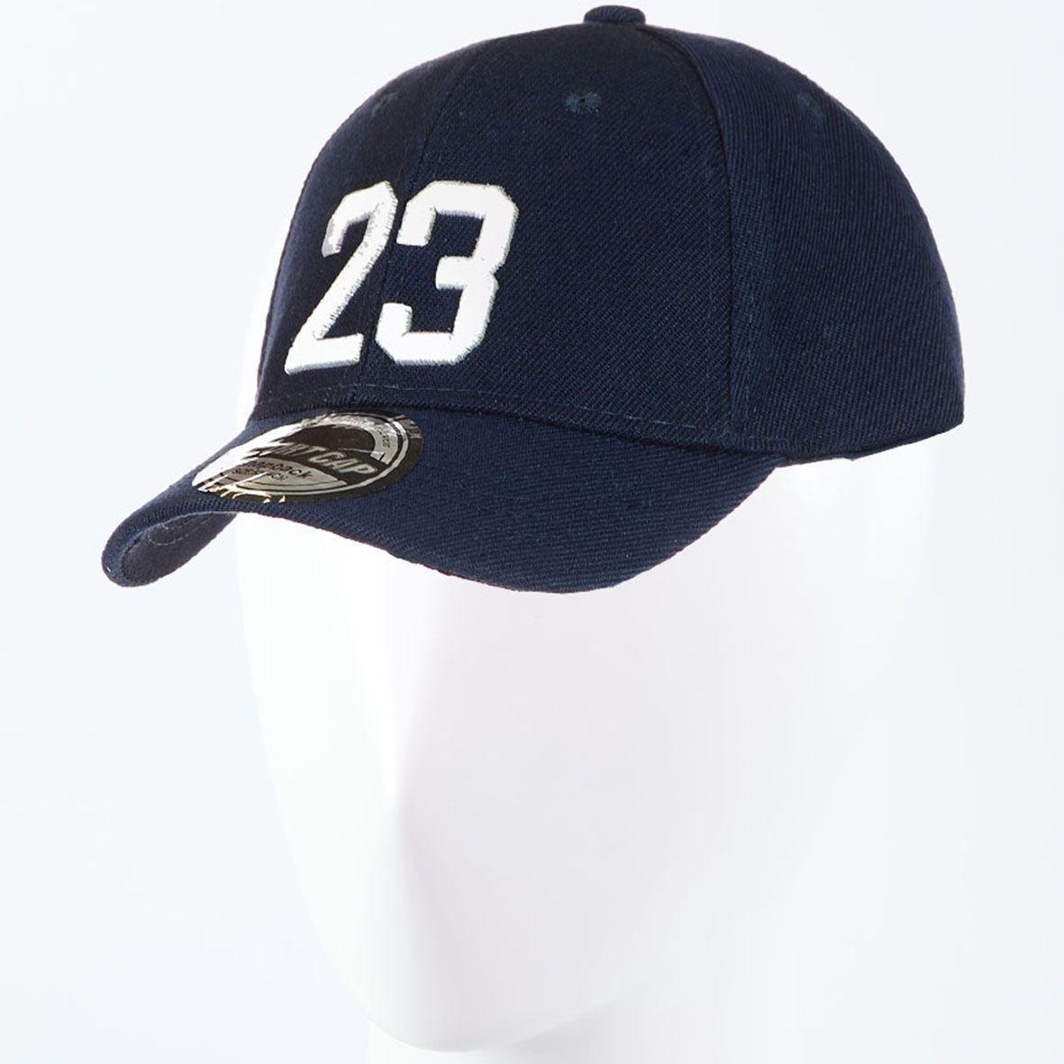 Бейсболка 82017-33 темно-синий