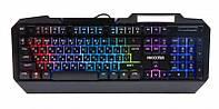 Клавиатура Maxxter KBG-201-UL Black USB