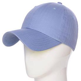 Бейсболка A17016 блакитний