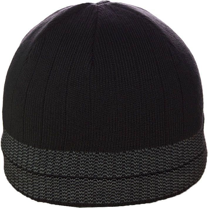 Шапка 03026 серый