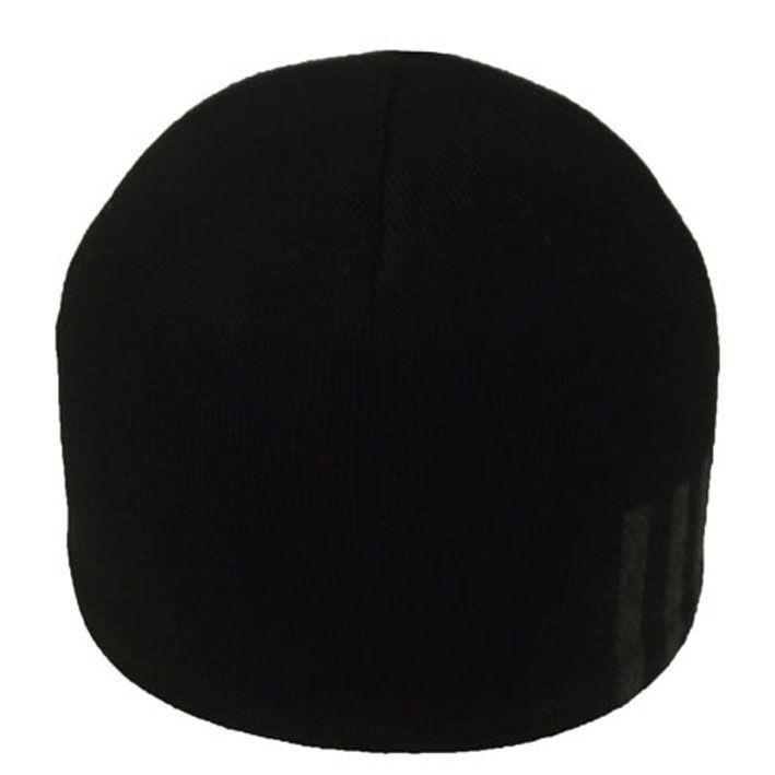 Шапка 1201 черный-тсерый