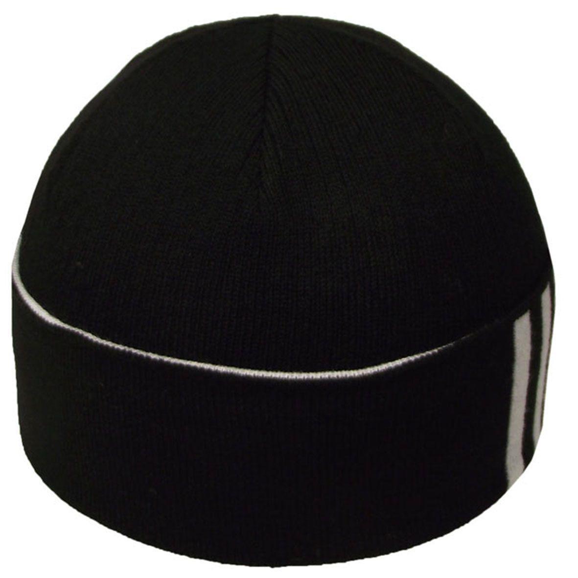 Шапка 1203 черный-белый
