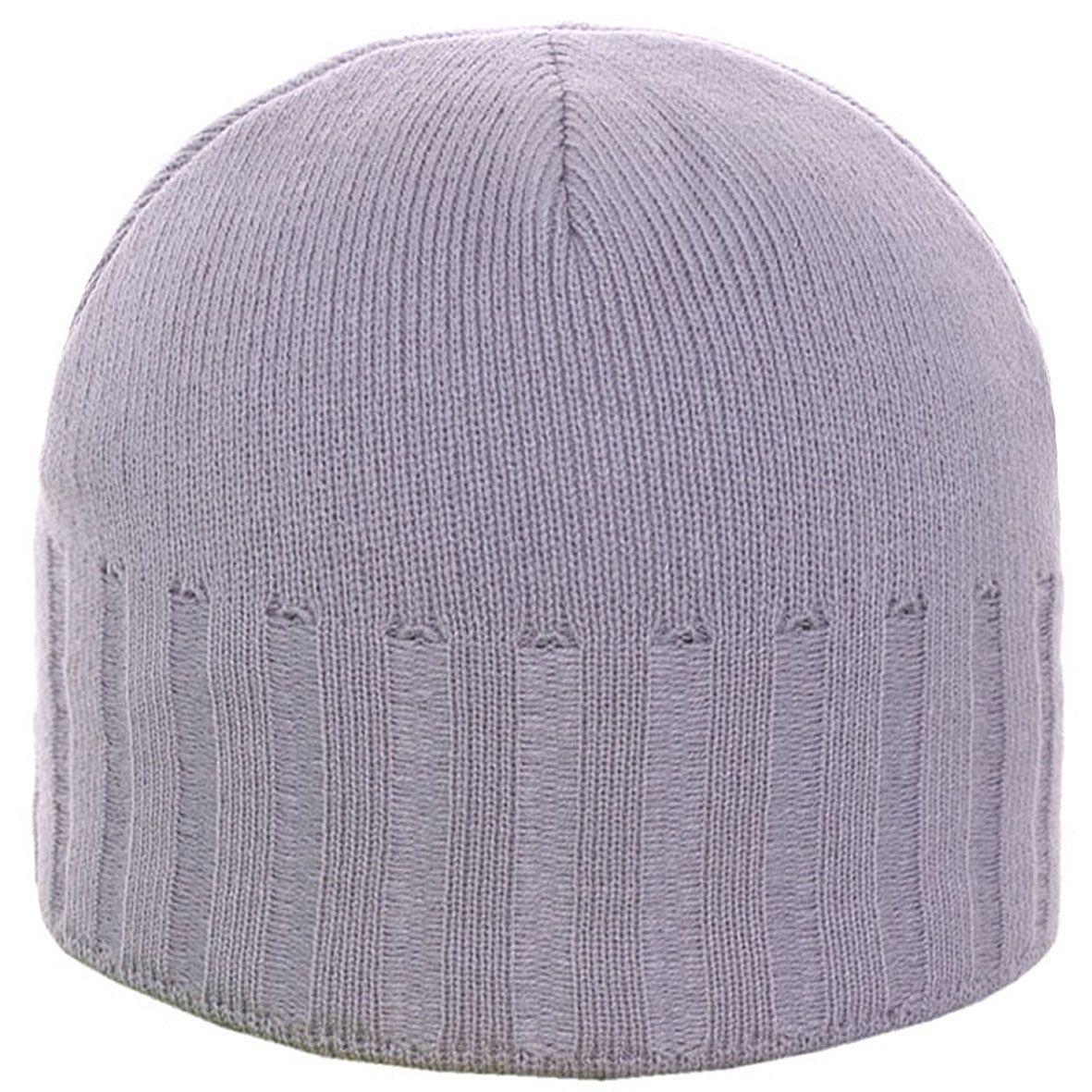 Шапка 12057 светло-серый