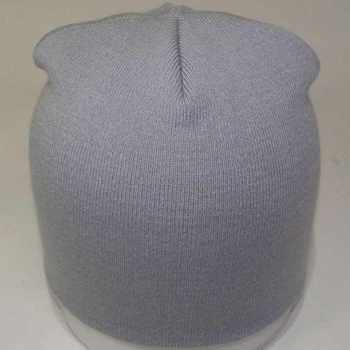 Шапка 13011 светло-серый