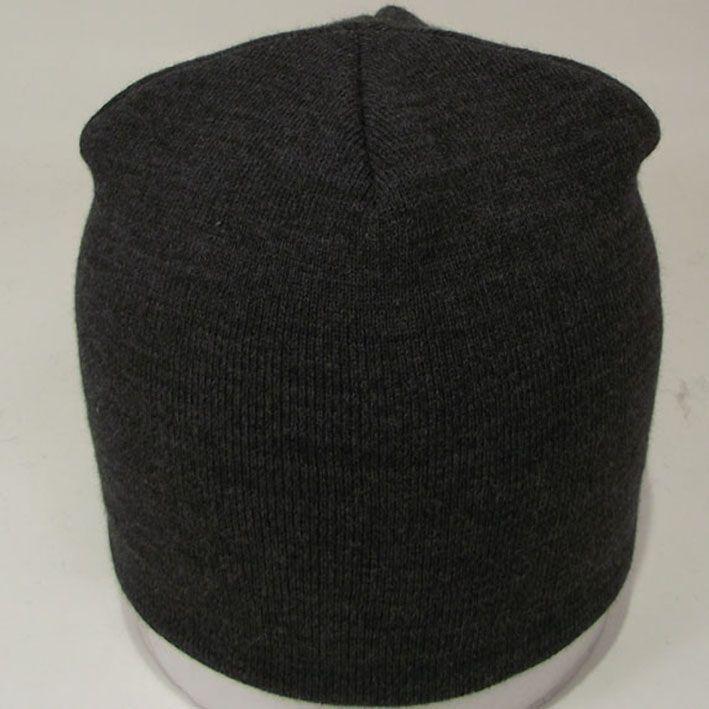 Шапка 13011 темно-серый