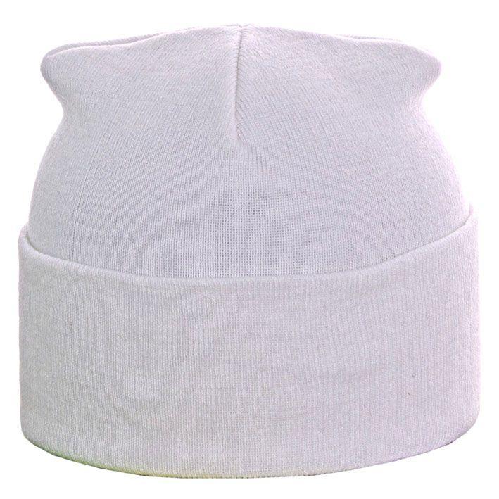 Шапка 13100 белый