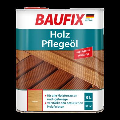 BAUFIX Holz Pflegeöl
