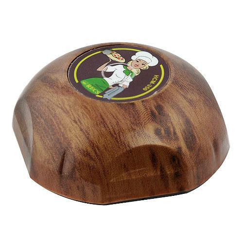 Кнопка вызова официанта и персонала RECS HCM-350 Wood Girl USA