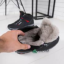 Ботинки мужские зимние на меху 40р, фото 3