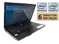Ноутбук Acer Emachines E727 15.6 (1366x768)/  Intel Pentium T4400 (2x2.2GHz)/  RAM 4GB/  HDD 320Gb / АКБ 5Wh/  Сост. 9/10 БУ