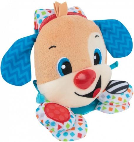Развивающая игрушка Fisher Price Умный щенок для новорожденных на русском языке (FTF67)