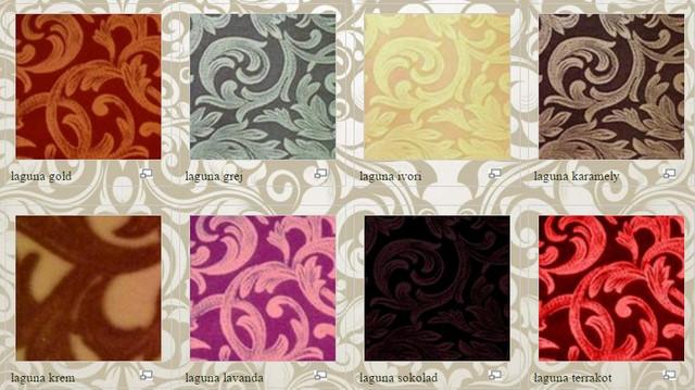 Ткань ― Лагуна флок
