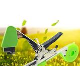 Тапенер для подвязки растений, подвязочный степлер для растений Tapetool, фото 3