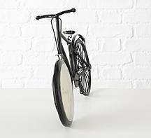 Часы Велосипед металл коричневые L50см Гранд Презент 8663300
