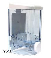 Дозатор жидкого мыла предназначен для работы с жидкостями любой вязкости