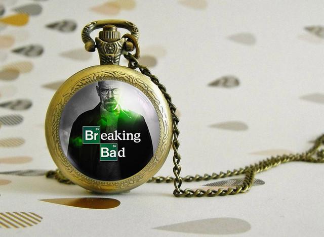 """Карманные часы Во все тяжкие """"Heizenberg"""" / Breaking Bad"""