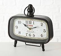 Настольные часы Calisto металл микс h19см (1xAA 1.5V) Гранд Презент 1018094