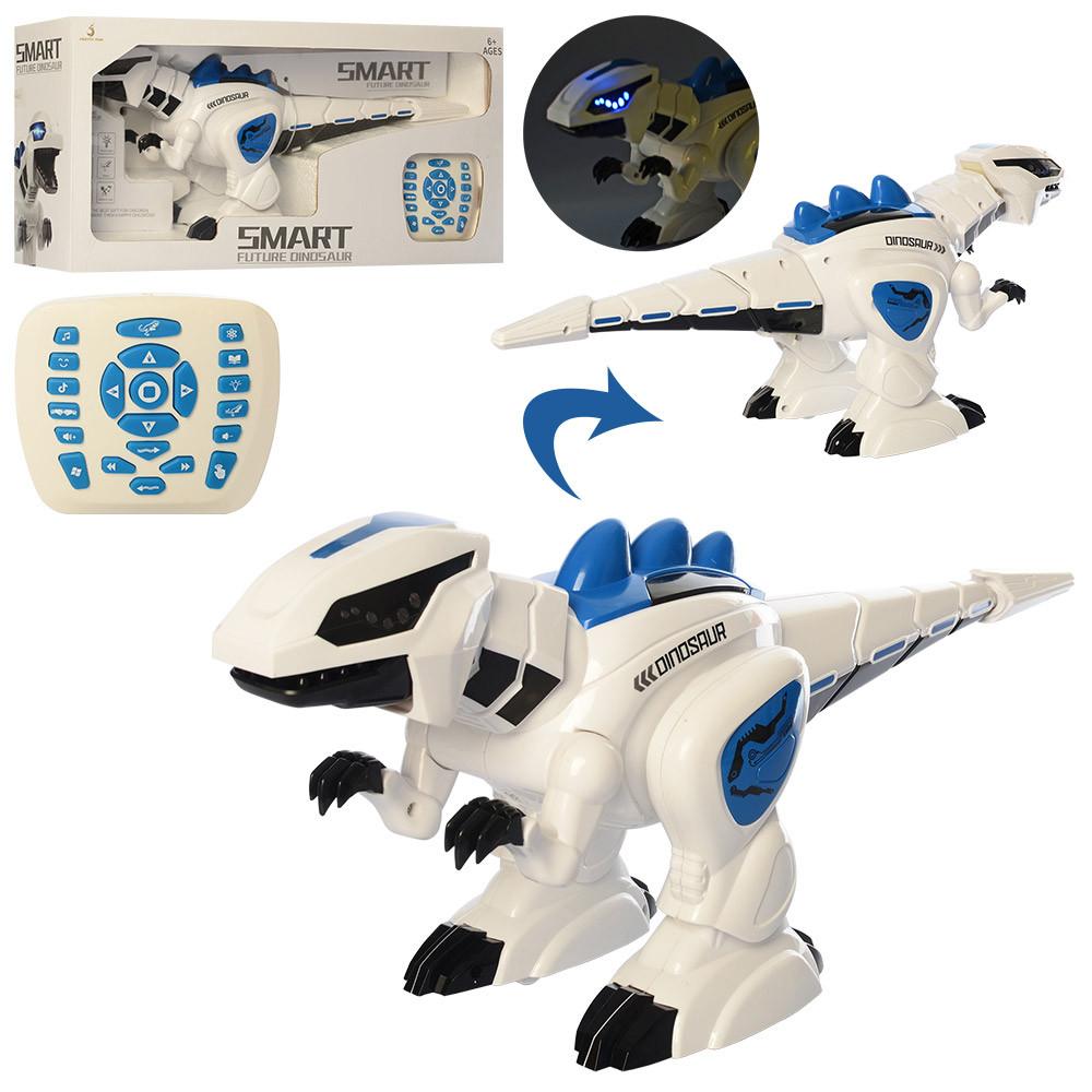 Интерактивный динозавр робот на радиоуправлении (30368X)