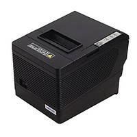 ✅ Xprinter XP-Q260III USB+LAN+COM Принтер чеков 80 мм с автообрезкой