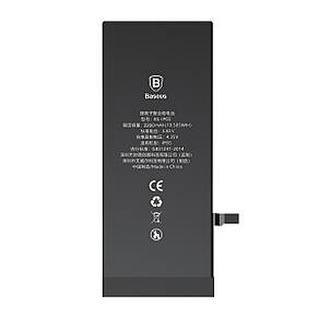 Батарея Baseus Original для iPhone 6S 3.82 V 2200mAh High Volume (ACCB-BIP6S), фото 2