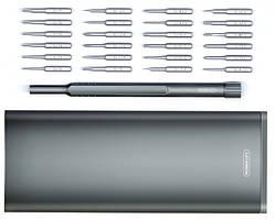 Набор насадок с отверткой Remax Screwdriver Kit RL-LF12 Серый
