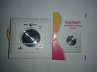 Терморегулятор ЭСТПА, тёплый пол, электрическая система теплый пол, Харьков