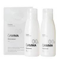 ERAYBA GAMMA G00 COLOR REMOVER mix Средство для удаления искусственного пигмента 2*100мл